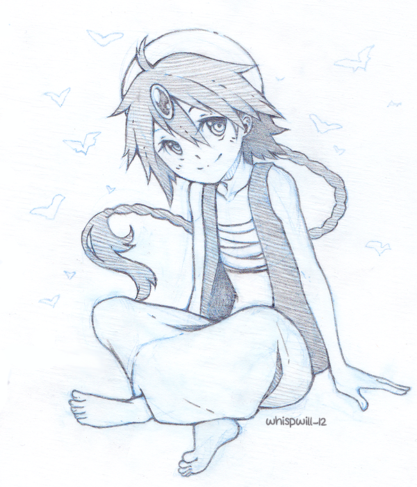 Aladdin by whispwill