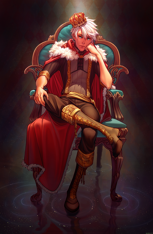 Chapter 4: A Forgotten King