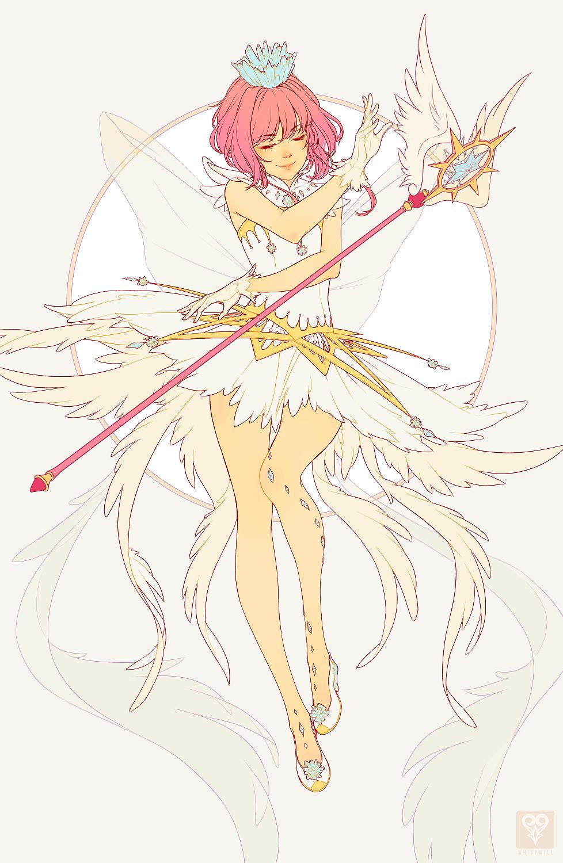 Sakura by whispwill