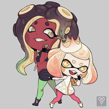 Off the Hook by whispwill