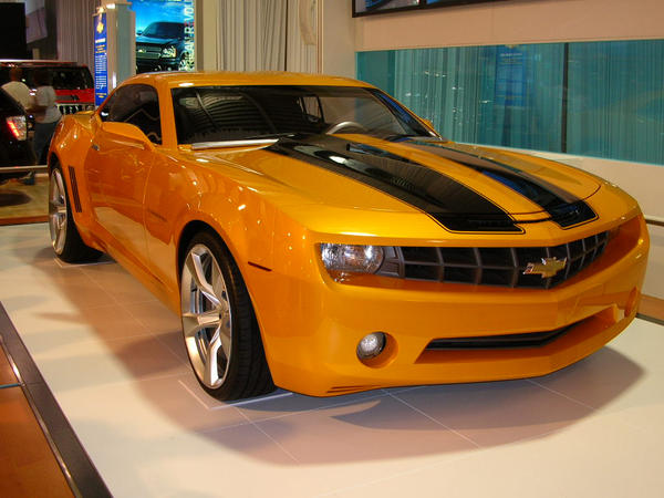 2009 Chevy Camaro Bumblebee Autobot Mold Maker James Rothrock Assembles Autobot At Chicago Auto Show 1280x960 furthermore Transformers The Last Knight Bumblebee Chevrolet Camaro also G1 Movie Bumblebee 557102159 further Bumblebee Transformers 4 Wallpaper likewise Transformers Wallpapers Hd. on bumblebee camaro wallpaper