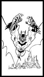 Bats-inked