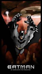 Bats-coloured