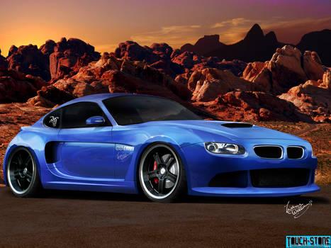 Exotic BMW Z4