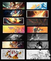 Jotfs Tag Wall 2008 by jotfs