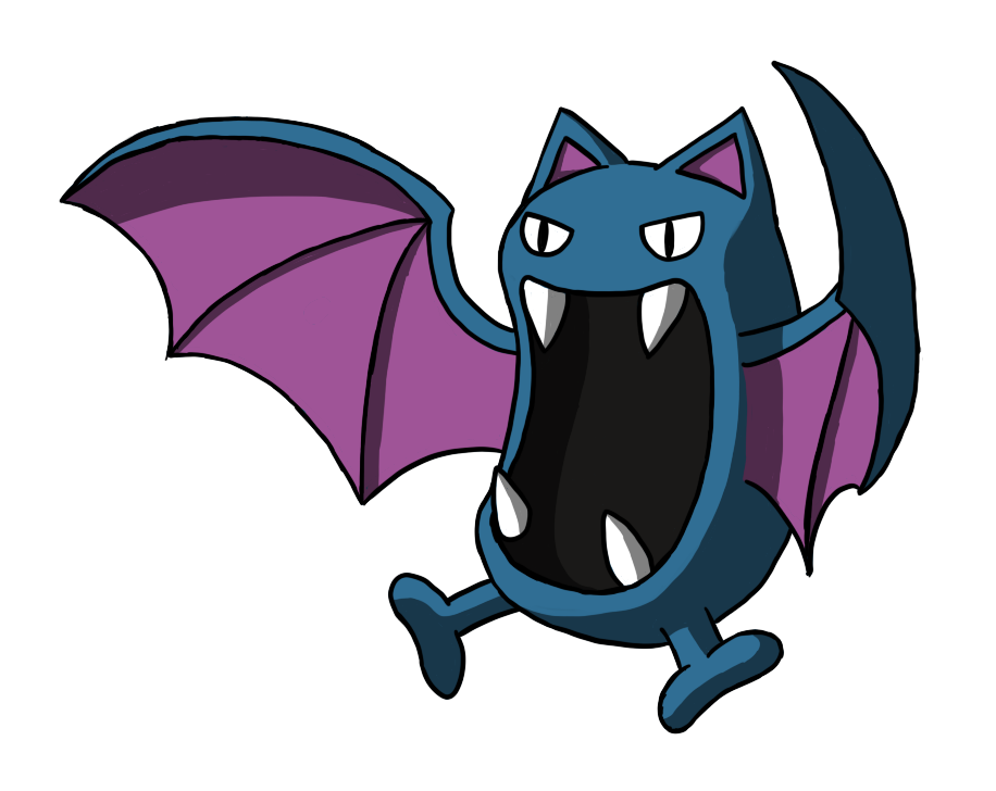 Pokemon Golbat