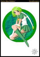 Sailor Mew Retatsu by NovaScorpion