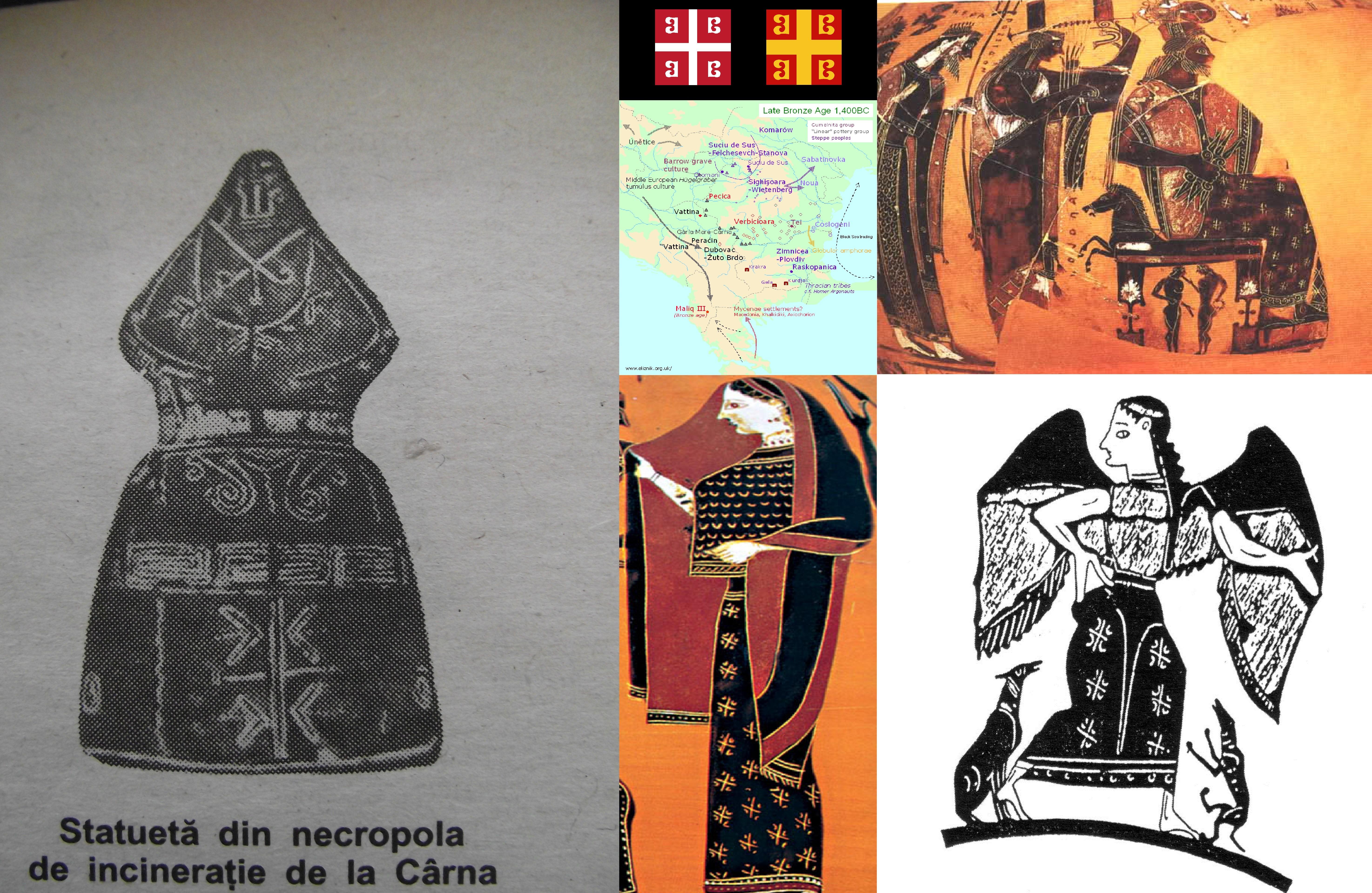 CoA Serbian Cross-Ocilo by RomaniaTricolor