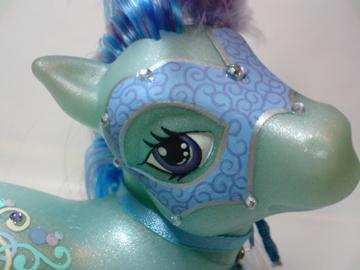 Sorbet Star face close up by lunaroak