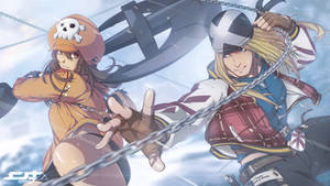 Guilty Gear Strive   May and Axl