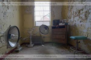 A Shoddy Setup by FicktionPhotography