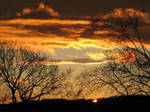 Sunset Storm 9 and Final by FicktionPhotography