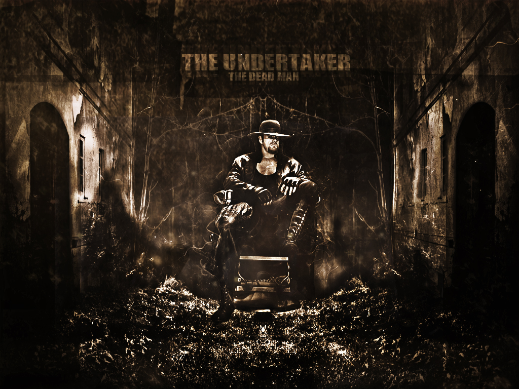 The UnderTaker Wallpaper by RaTeD-Gfx