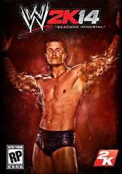 WWE 2K14 Custom Poster by RaTeD-Gfx