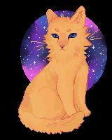 Space Kitten by Kina202