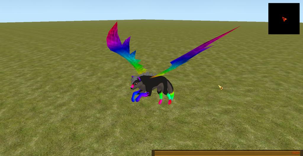 Scrolling Rainbow Preset #2: WIP by Erick-the-Druid