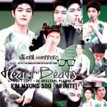 Heart Beats / Kim Myung Soo [INFINITE]