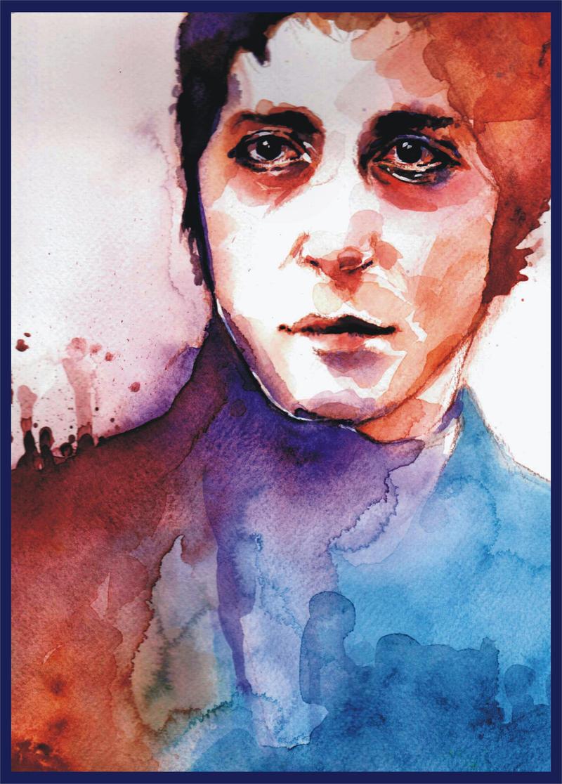 Very young Al Pacino by haniutek