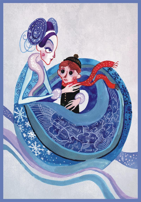 Snow Queen by haniutek
