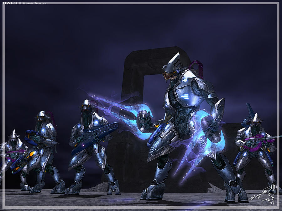 Da Truth And Da Attack Halo_2_Elites_by_ubald007