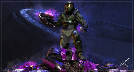 Halo CEA Master Chief