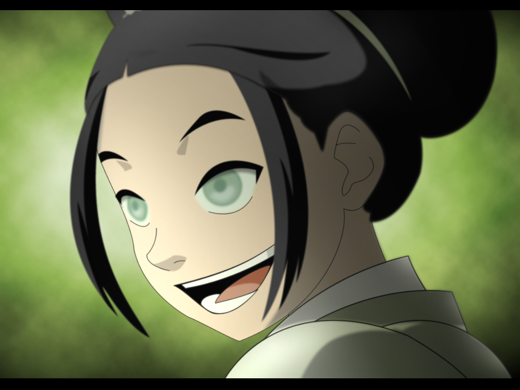 Toph Bei Fong by hiperion-sama
