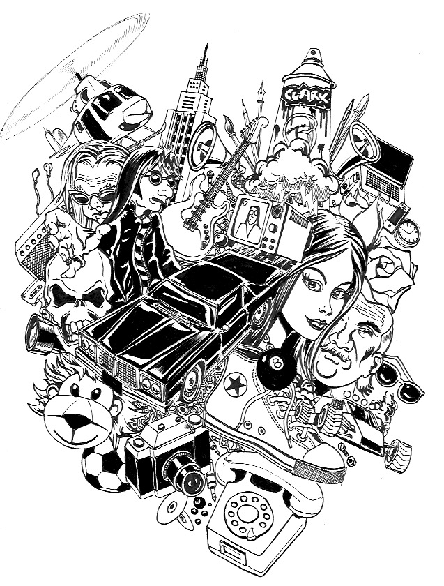 Illustration Clark 01 by clark-ars