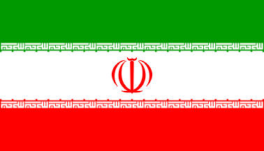The Iranian Flag by Persians