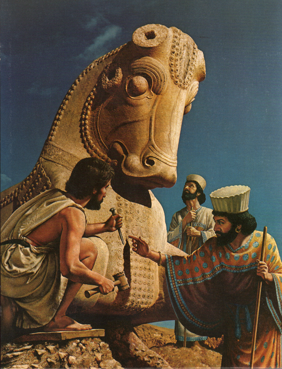 Persepolis Of The Persians By Persians On Deviantart