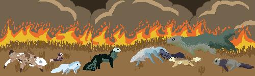 Firestorm Chapter 2: Search Party by poke-mattix