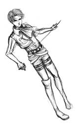 Rivaille WIP