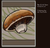 Coloring Project: Portobello
