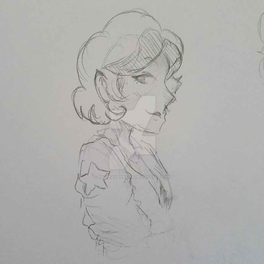 Oc Doodle by animealibaba515