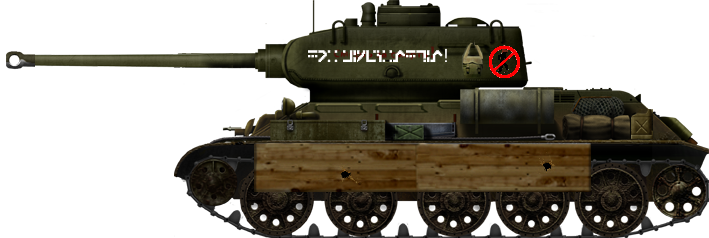 Minecraftian T34 by TheSniperofAustraila