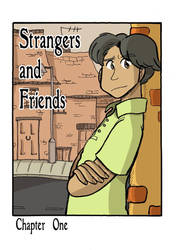 strangers and friends by Naoru