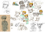 RP doodle collection 2