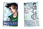 Rupert Character card