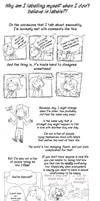 A comic about asexuality (or labels really)!