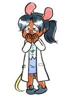Tamara the mouse by Naoru