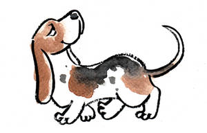Dog Parade: Bassett Hound