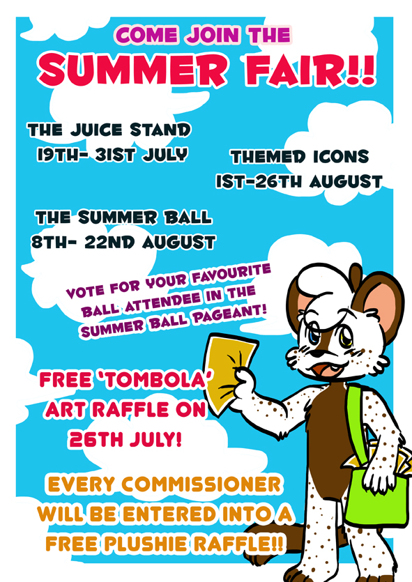 Come Join the Summer fair!!