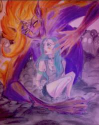 Inner Demons by Mira-Spellcraft