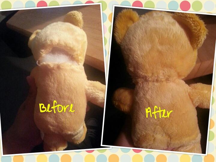 I fixed ze bear by windfire12
