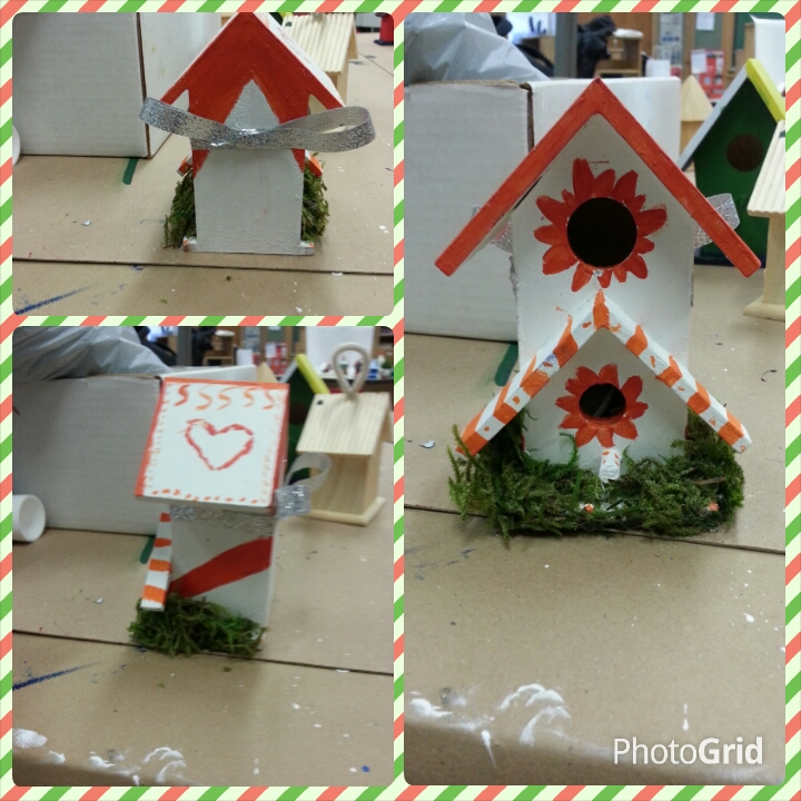 Mitch's birdhouse by windfire12