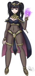 Tharja by TheIransonic