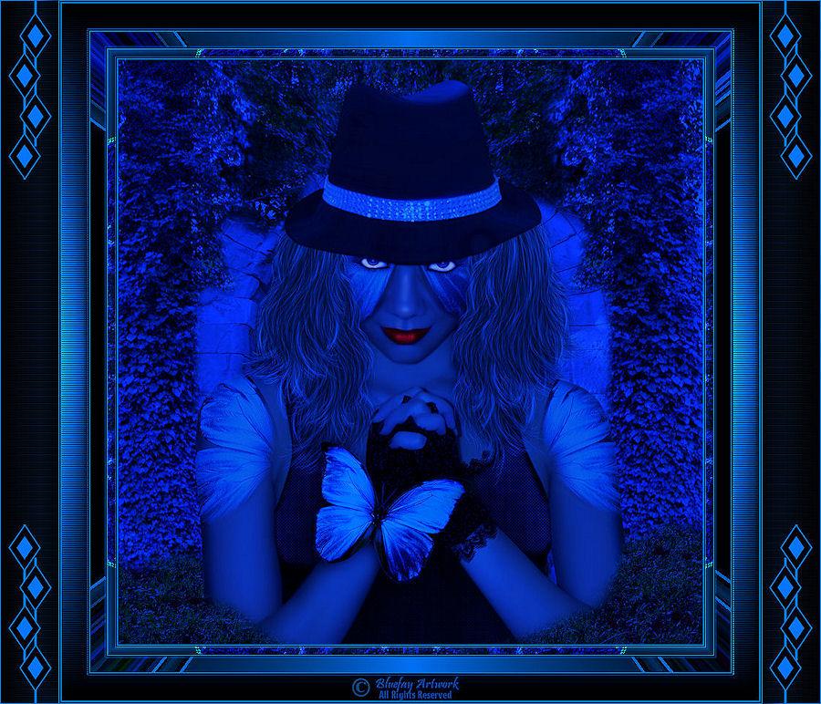 Beauty Face by Bluefairymagicdreams