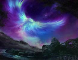Phoenix by antoniarts