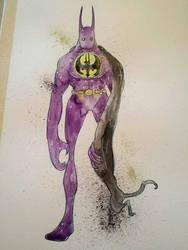 Batman by NachoBoyIQ