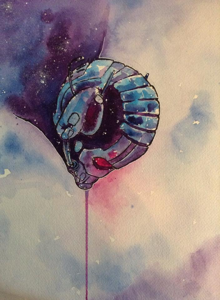 Antman by NachoBoyIQ