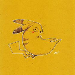 Pikachu by NachoBoyIQ